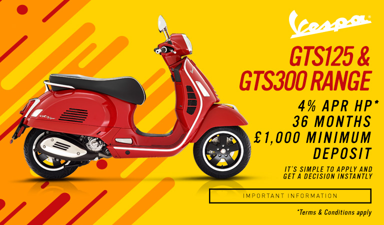 Vespa Gts Apr Q2 Mobile Poster