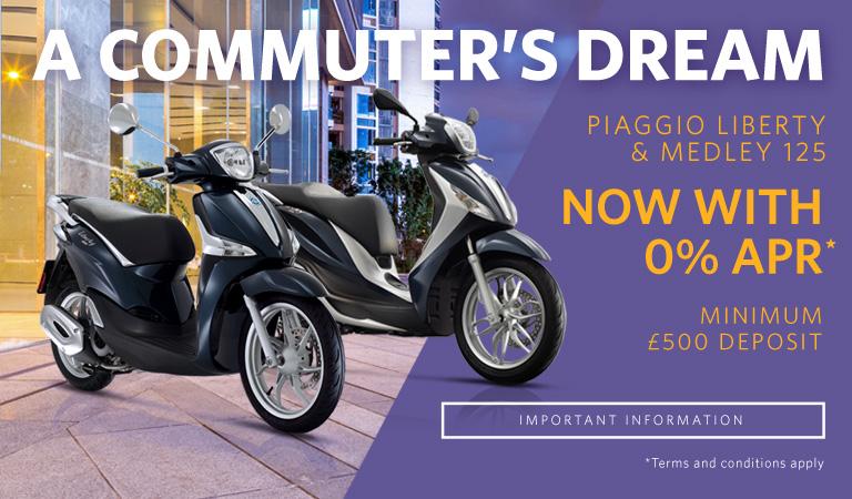 Piaggio 0%apr Commute Q2 Mobile Poster
