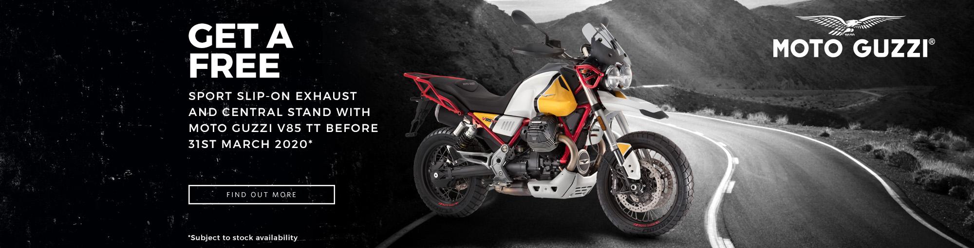 Moto Guzzi Q1 Offfer 2